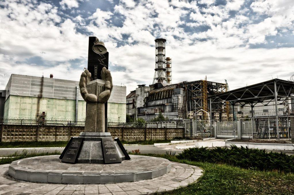 Ist ein Erdbeeben Schuld an der Tschernobyl Katastrophe?